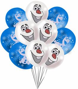 Гелиевые шары на Новый год