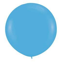 Большой шар Голубой пастель 91 см.