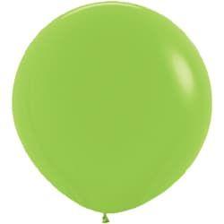 Большой шар Салатовый пастель 91 см.