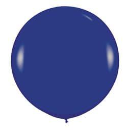 Большой шар Синий пастель 91 см.