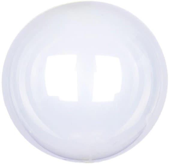Шар Deco Bubble, Сиреневый Кристалл 46 см.
