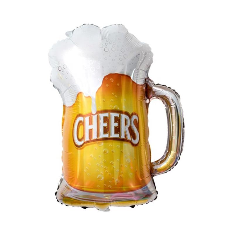 Пиво в кружке 74 см.