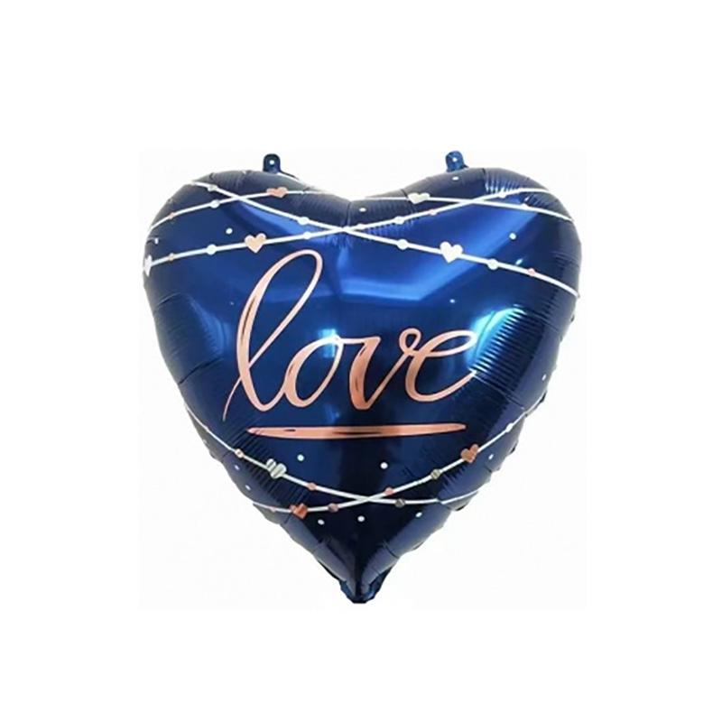 "Сердце ""Любовь"" Кинематика звезд 46 см."