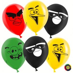 "Шары ""Angry Birds"""