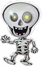 "Фигура ""Танцующий скелет"" 71 см."