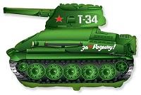 Фигура Танк Т-34. 79 см.