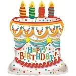 С Днем Рождения (торт) 71см