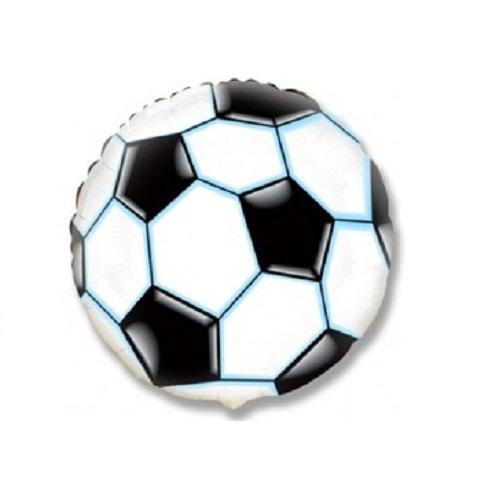 """Круг """"Футбольный мяч"""" 46 см."""