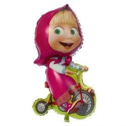 Маша на велосипеде 99 см.