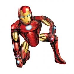 Ходячая фигура Железный человек 93смХ116см