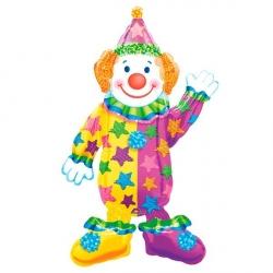Ходячая фигура Клоун 111см