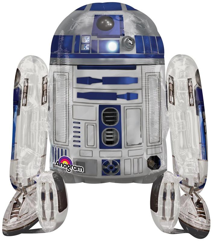 Ходячая Фигура, Звездные войны R2D2 112см